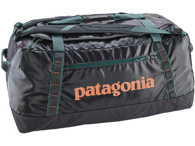 Patagonia Black Hole Duffel Bag 90l Smolder Blue